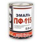 """Эмаль """"Моя краска"""" ПФ-115 белая 1,8 кг"""