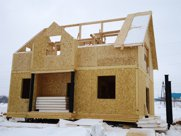 СТРОИТЕЛЬСТВО домов, коттеджей, гаражей, складских и производственных помещений
