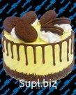 Торт-Мороженое Шоколад-лимон Баскин Роббинс 1 кг