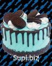 Торт-Мороженое Сливки с печеньем Баскин Роббинс 1 кг