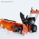 Снегоуборщик Kettama Storm KTA60-C, 5.52 кВт, 7.5 л.с, 6/2 скорости, ручной стартер